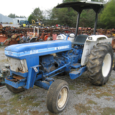 Ford 2110 Tractor Parts