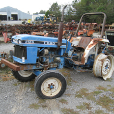 Ford 2120 Tractor Parts