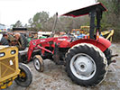 Massey Ferguson 231S Tractor Parts