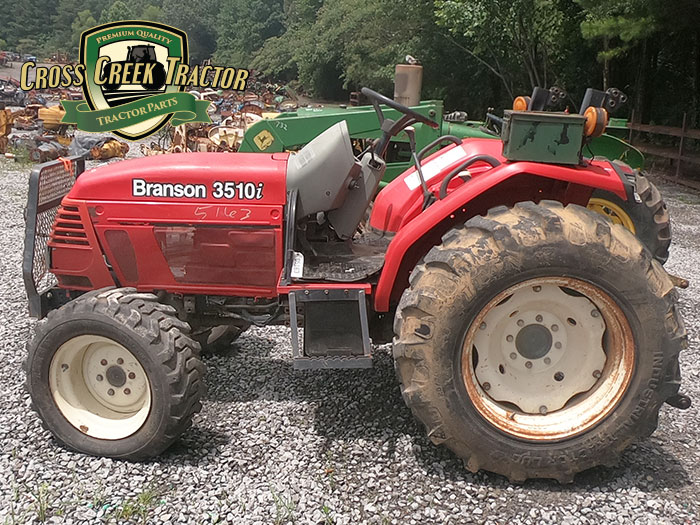 Used Branson 3510i Tractor Parts