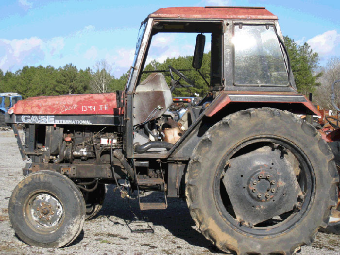 Used Case 1394 Tractor Parts