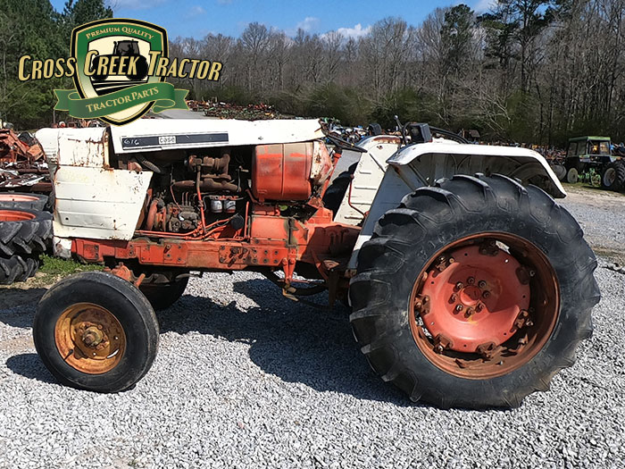 Used Case 1410 Tractor Parts