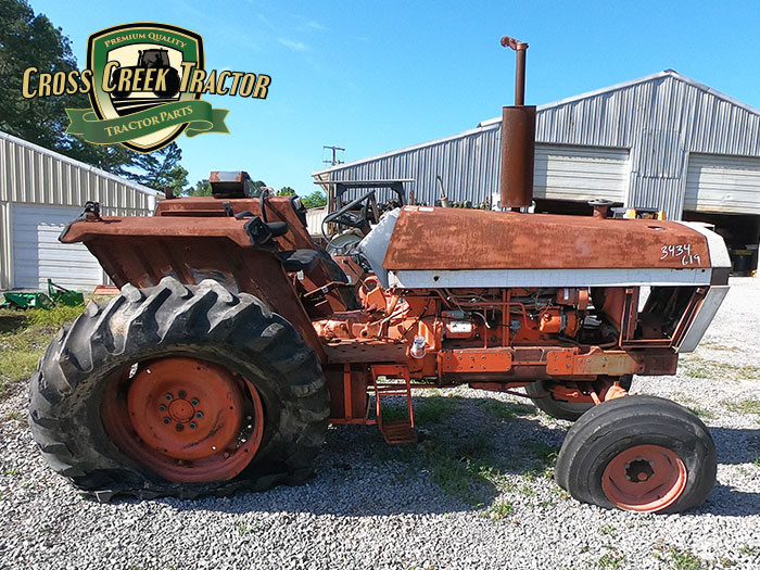 Used Case 1690 Tractor Parts