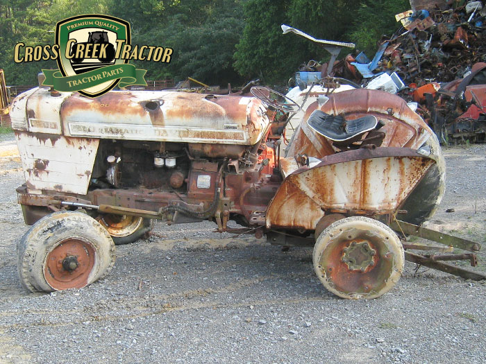 Used David Brown Tractor Parts