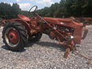 Used International Farmall 140 Tractor Parts