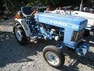 Used Ford 1110 Tractor Parts