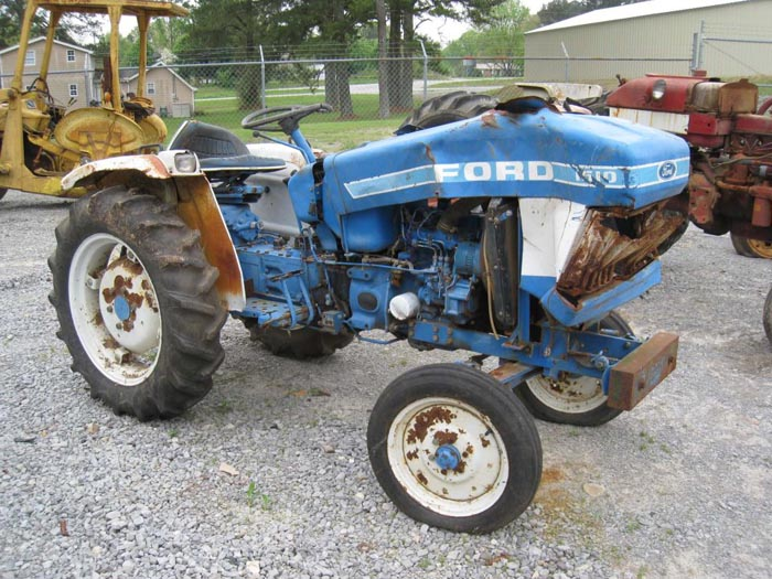 Ford 1510 Tractor Parts
