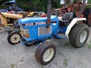 Used Ford 1520 Tractor Parts