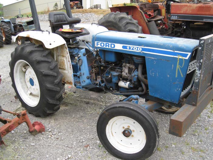 Ford 1700 Tractor Parts