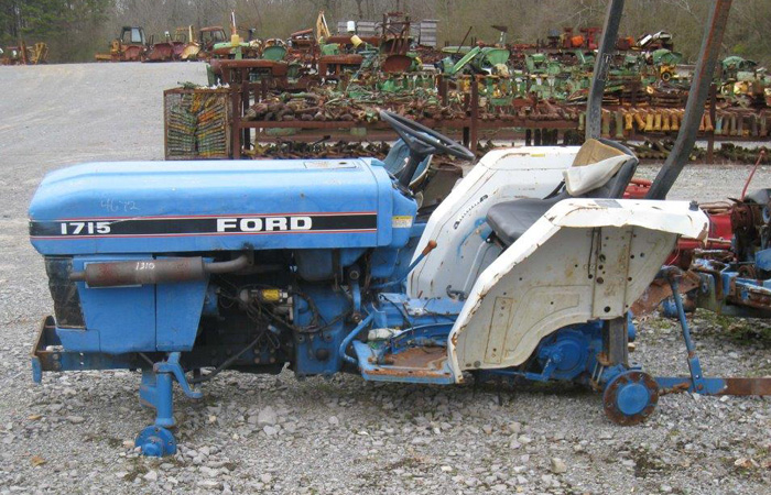 Used Ford 1715 Tractor Parts