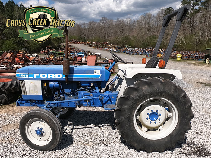 Ford 1910 Tractor Parts