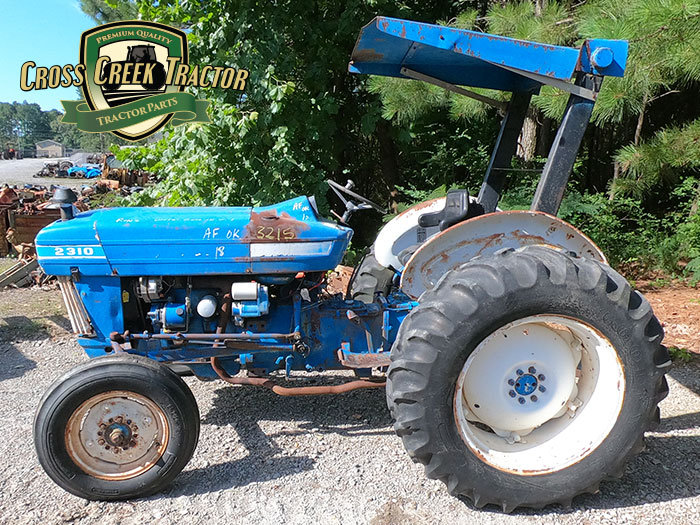 Ford 2310 Tractor Parts