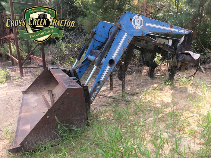 Ford 2845QT Loader Tractor Parts
