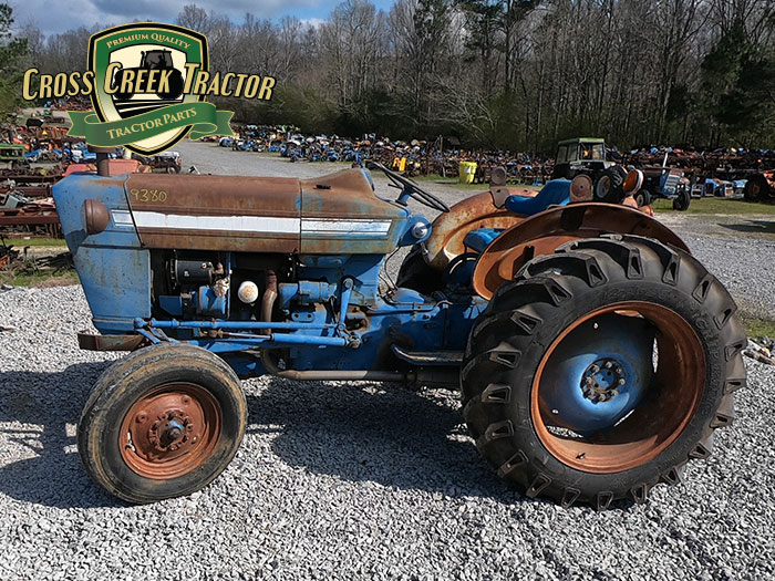 Ford 3000 Tractor Parts