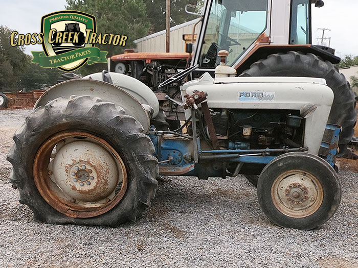Ford 4000 Tractor Parts