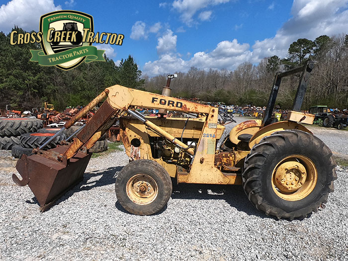 Ford 445A Loader Tractor Parts