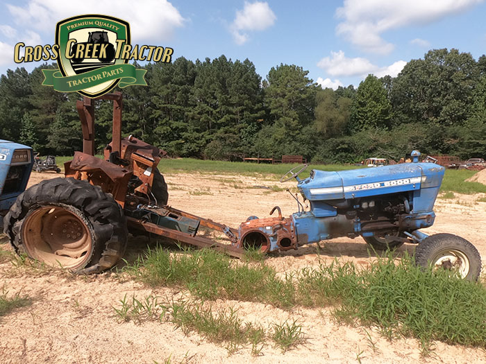 Ford 5000 Tractor Parts