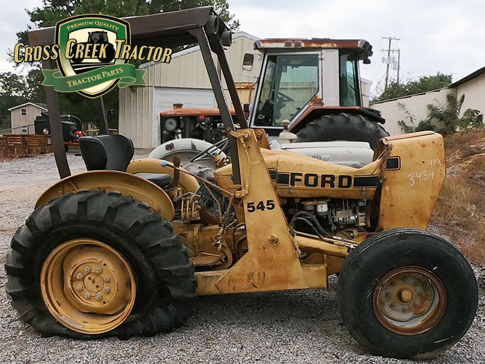 Ford 545 IND Tractor Parts