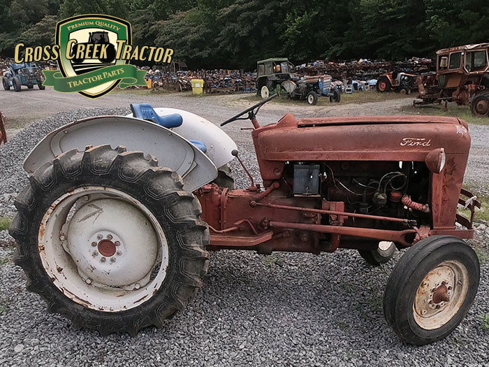Ford 600 Tractor Parts