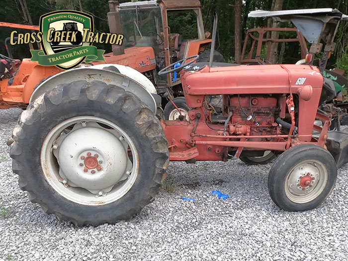 Ford 601 Tractor Parts