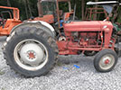 Used Ford 601 Tractor Parts