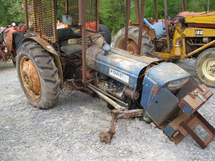 Ford dexta Tractor Parts