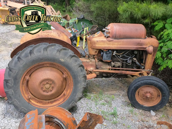 Ford Naa Jubilee LPG Tractor Parts