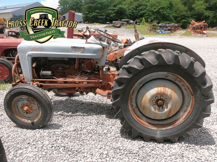 Ford NAA Jubilee Tractor Parts
