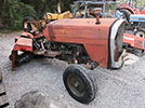 Used IMT 560 Tractor Parts