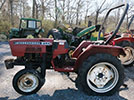 Used International 254 Tractor Parts