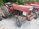 Used International 384 Tractor Parts