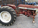 Used International 404 Tractor Parts