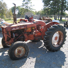 International 424 Tractor Parts