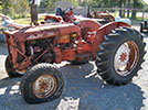 Used International 424 Tractor Parts