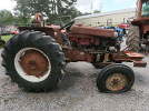 Used International 444 Tractor Parts