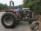 Used International 684 Tractor Parts