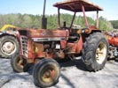 Used International 844 Tractor Parts