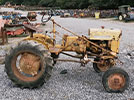 Used International Cub Tractor Parts