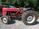 Used International 364 Diesel Tractor Parts