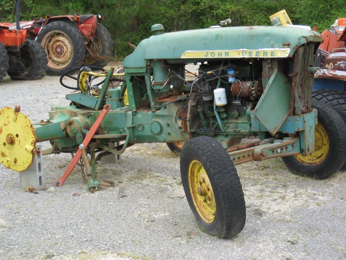 Used John Deere 1010 Tractor Parts