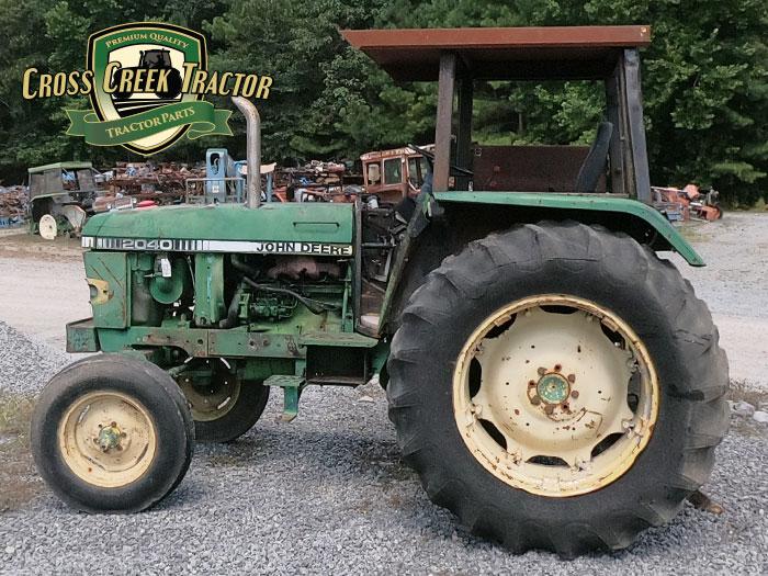 Used John Deere 2040 Tractor Parts