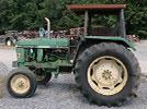 Used John Deere 2040 Diesel Tractor Parts