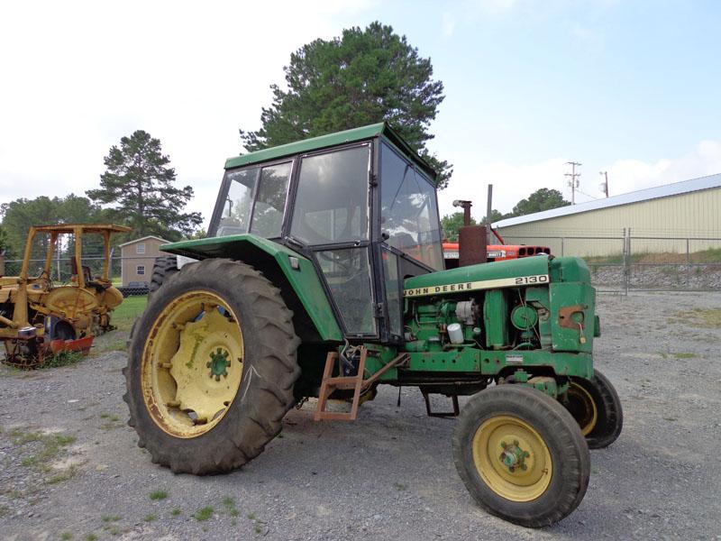 John Deere 3130 Tractor Parts
