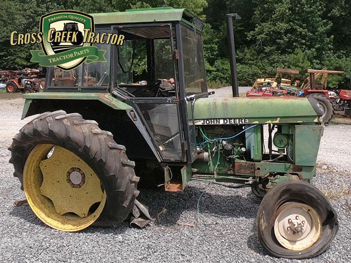 Used John Deere 2140 Tractor Parts