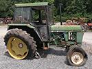 Used John Deere 2140 Diesel Tractor Parts