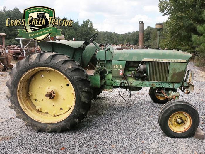 Used John Deere 2510 Tractor Parts