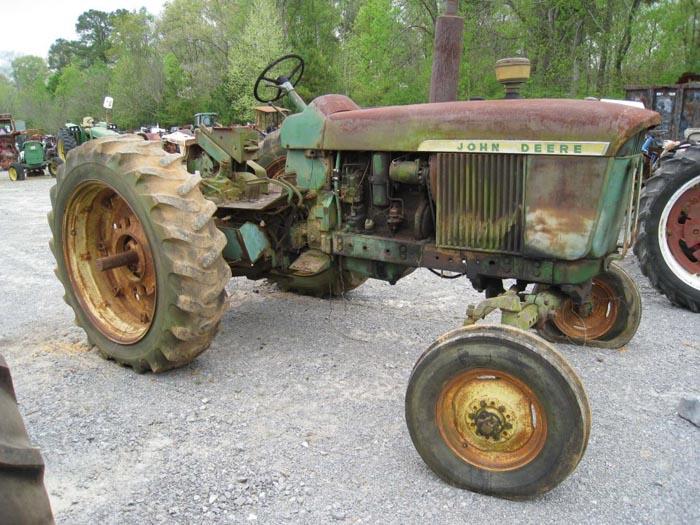 Used John Deere 3010 Tractor Parts