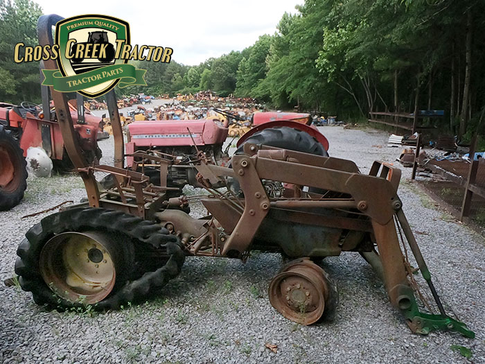 Used John Deere 3032E Tractor Parts