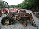 Used John Deere 3032E Parts