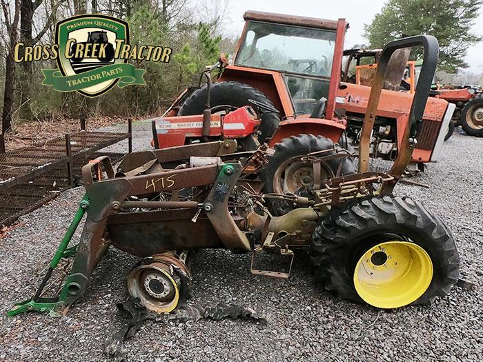 Used John Deere 3038 Tractor Parts